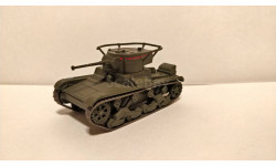 Т-26 выпуск 72, журнальная серия Русские танки (GeFabbri) 1:72