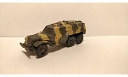 БТР-152 выпуск 44, журнальная серия Русские танки (GeFabbri) 1:72, scale0