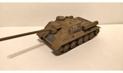 СУ-100 выпуск 26, журнальная серия Русские танки (GeFabbri) 1:72, scale0