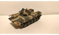 БМД-4 выпуск 47, журнальная серия Русские танки (GeFabbri) 1:72