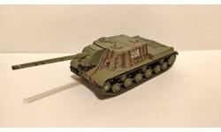 ИСУ-122 выпуск 42, журнальная серия Русские танки (GeFabbri) 1:72, scale0