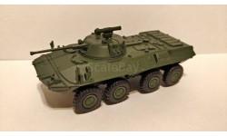 БТР-90 выпуск 40, журнальная серия Русские танки (GeFabbri) 1:72
