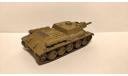 СУ-122 выпуск 17, журнальная серия Русские танки (GeFabbri) 1:72