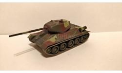 Т-34/85 выпуск 13, журнальная серия Русские танки (GeFabbri) 1:72, scale0