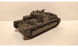 Т-28 выпуск 15, журнальная серия Русские танки (GeFabbri) 1:72