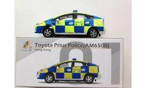 1:64 Toyota Prius Police, пр-во TINY, Hong Kong, масштабная модель, scale64