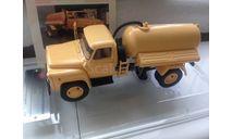 1:43 АНМ-53А Ассенизационная машина, 1977 г. «Автоэкспорт», масштабная модель, ГАЗ, DiP Models, scale43