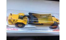 Scrapper, производства Majorette, масштабная модель трактора, scale0