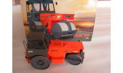 1/50 дорожный каток HAMM HW 90, WSI, масштабная модель трактора, NZG, scale50