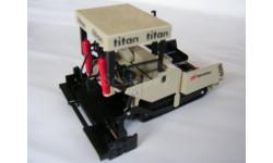 1:50  асфальтоукладчик ABG TITAN 6620