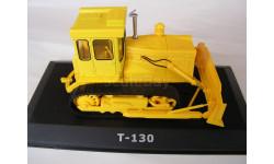 1:43 бульдозер Т-130, журнальная серия, С 1 РУБЛЯ