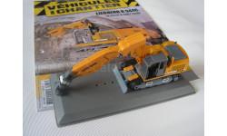1:72 Liebherr R 9440- тоннельный экскаватор, масштабная модель, Hachette, Atlas Copco, scale72