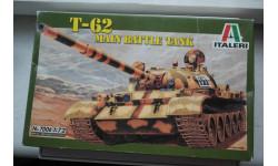1:72 танк Т-62, Italeri