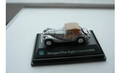 1:72 Morgan Plus Eight Convertible, Cararama