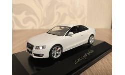 Audi A5 Schuco, масштабная модель, 1:43, 1/43