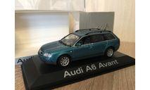 Audi A6 Avant C5 Minichamps, масштабная модель, 1:43, 1/43