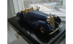 TIN WIZARD MODELS - 1938 HORCH 853 SPORT COUPE..