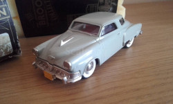Brooklin Models BRK17 Studebaker Champion 1952, масштабная модель, 1:43, 1/43