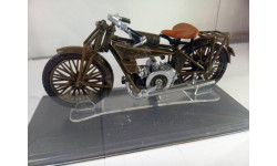 Moto Guzzi Normale, масштабная модель мотоцикла, Starline, 1:24, 1/24