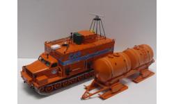 Харьковчанка-2 с санями Киммерия