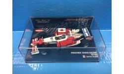 F1 Toyota TF105