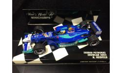 F1 Sauber Petronas C21