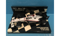 F1 Sauber C30 Showcar