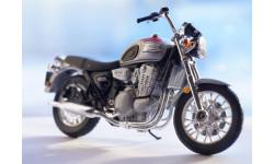 Triumph Thunderbird   1:18, масштабная модель мотоцикла, WELLY, 1/18