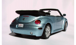 VW VolksWagen New Beetle Cabrio - Auto Art