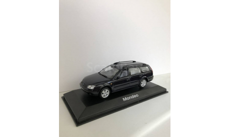 Ford Mondeo Универсал Minichamps, масштабная модель, 1:43, 1/43