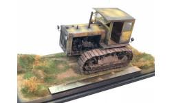 Сталинец С-65 Моделстрой, масштабная модель трактора, modelstroy