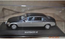 Maybach 62, масштабная модель, 1:43, 1/43
