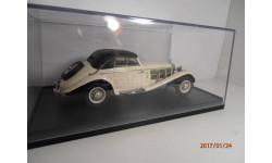 Mercedes Benz 540K Cabr A