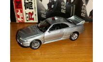 Nissan Skyline Targa Taccar 1/64, масштабная модель, scale64