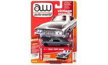 1961 Dodge Dart Phoenix dark gray Auto world 1/64, масштабная модель, ERTL (Auto World), scale64