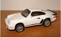 PORSCHE белый Lawson 1/72, масштабная модель, scale0