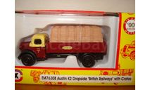 Austin K2 British Railways dropside with crates Classix 1/76, масштабная модель, scale0