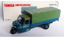MAZDA T2000  LV-51а Tomica Limited Vintage Tomytec 1/64, масштабная модель, 1:64
