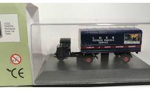 Mechanical Horse LNER Van Trailer  Oxford 1/76, масштабная модель, scale0