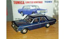 TOYOPET CROWN LV-03g Tomica Limited Vintage Tomytec 1/64, масштабная модель, scale64