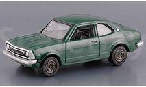 TOYOTA Corolla Levin зеленая М-тех 1/72, масштабная модель, scale0