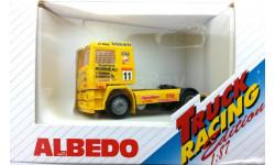 ALBEDO  1/87  VOLVO 'racing truck #11