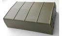 Зеленый  тент УРАЛ 4320  (Элекон), масштабная модель, 1:43, 1/43