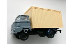 1/87 IFA W50   грузовик контейнер ГДР