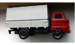 1/87 IFA W50   грузовик бортовой тент ГДР