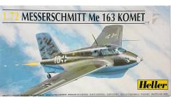 1 72 Heller model kit Messerschmitt Me-163 Komet SALE!