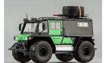 Петрович 204-50 4х4 2014 DiP Models 220450, масштабная модель, scale43