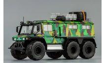 Петрович 354-60 6х6 2014 DiP Models 235461, масштабная модель, scale43