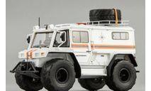 Петрович 204-50 4х4 МЧС 2014 DiP Models 220452, масштабная модель, scale43