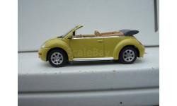 Volkswagen New Beetle. Cararama.